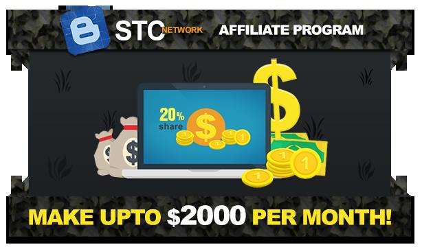 STCnetwork Affiliate Program